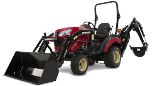 Yanmar SA221 Compact Tractor Price Specifications