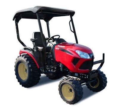 Yanmar SA424DHX Compact Tractor Price Specifications.