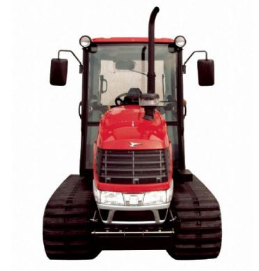 Yanmar T80 (Narrow) Rubber Track Tractor Specifications
