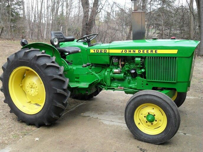 john deere 1020 price usa
