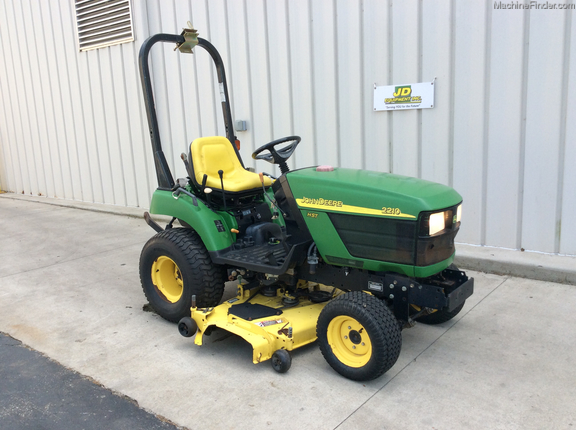 john-deere 2210 price usa