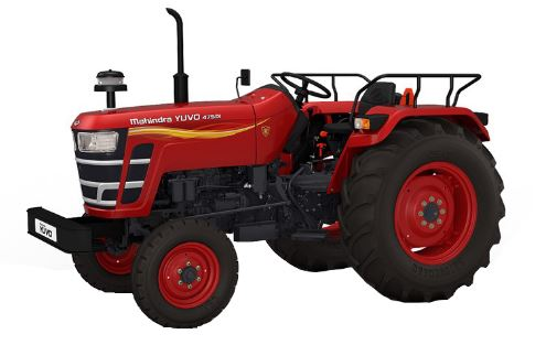 mahindra yuvo 475 di tractor specifications